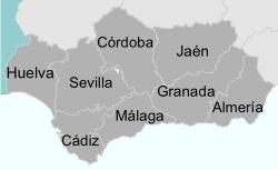Недвижимость испании регионы